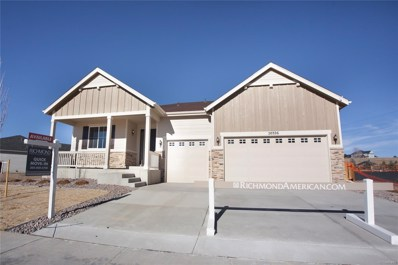 20326 Terrace View Drive, Parker, CO 80134 - #: 3098369