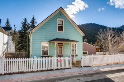 711 Colorado Boulevard, Idaho Springs, CO 80452 - MLS#: 3101150