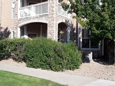 18909 E Warren Circle UNIT A-108, Aurora, CO 80013 - MLS#: 3102710