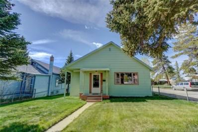 231 W 8th Street, Leadville, CO 80461 - #: 3106672