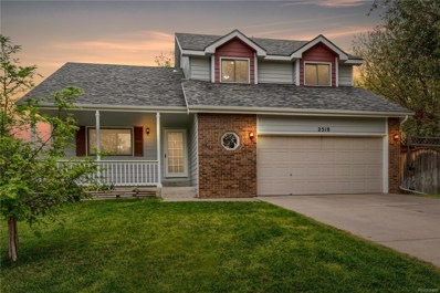 2510 52nd Avenue Court, Greeley, CO 80634 - MLS#: 3106735