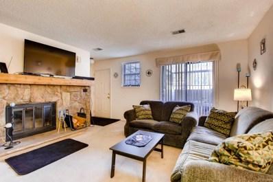 10920 W Florida Avenue UNIT 406, Lakewood, CO 80232 - MLS#: 3113441