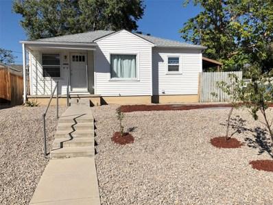 3121 W Ellsworth Avenue, Denver, CO 80219 - #: 3116100