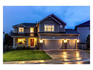 11320 Whooping Crane Drive, Parker, CO 80134 - MLS#: 3119754