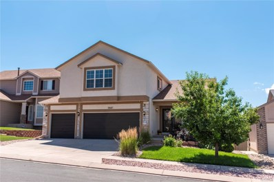7047 Wagon Ridge Drive, Colorado Springs, CO 80923 - #: 3120805