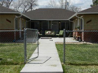 3553 Leyden Street, Denver, CO 80207 - MLS#: 3123053