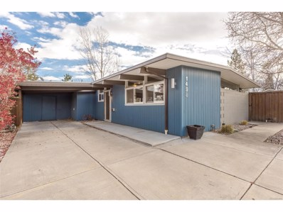 1498 S Fairfax Street, Denver, CO 80222 - MLS#: 3125290