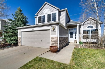 726 S Carlton Street, Castle Rock, CO 80104 - #: 3125925