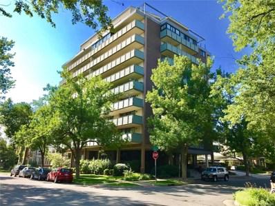 909 N Lafayette Street UNIT 101, Denver, CO 80218 - MLS#: 3127909