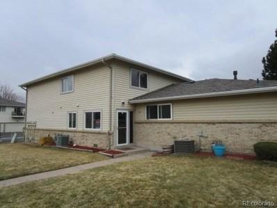 3351 S Field Street UNIT 114, Lakewood, CO 80227 - #: 3129562