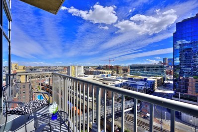 1700 Bassett Street UNIT 1312, Denver, CO 80202 - MLS#: 3131006