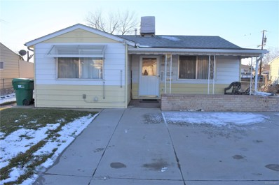 6655 Clermont Street, Commerce City, CO 80022 - MLS#: 3131618