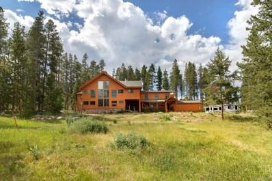 222 County Road 466, Grand Lake, CO 80447 - MLS#: 3135146