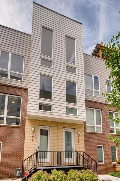 3425 Larimer Street UNIT 104, Denver, CO 80205 - #: 3137802