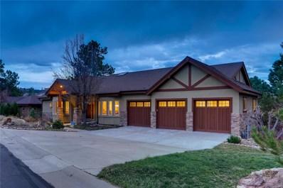 2398 Oak Vista Court, Castle Rock, CO 80104 - #: 3140339