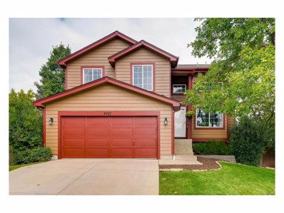 4421 W 123rd Place, Broomfield, CO 80020 - MLS#: 3141561