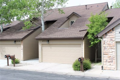 4926 Castledown Road, Colorado Springs, CO 80917 - MLS#: 3147837