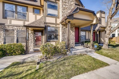 18507 E Whitaker Circle UNIT D, Aurora, CO 80015 - #: 3153842