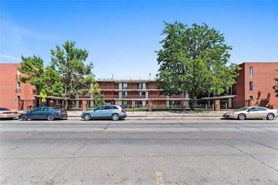 1180 Yosemite Street UNIT 313, Denver, CO 80220 - MLS#: 3158041