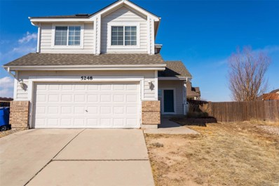 5248 Prairie Grass Lane, Colorado Springs, CO 80922 - MLS#: 3160605