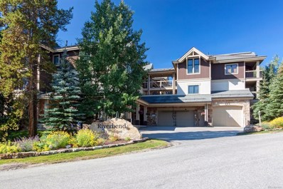 655 Four O Clock Road UNIT 306, Breckenridge, CO 80424 - MLS#: 3163733