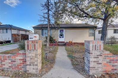 4515 W Gill Place, Denver, CO 80219 - MLS#: 3165560
