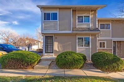 2241 Coronado Parkway UNIT D, Denver, CO 80229 - MLS#: 3170478