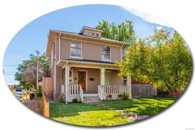 38 W Byers Place, Denver, CO 80223 - MLS#: 3172679