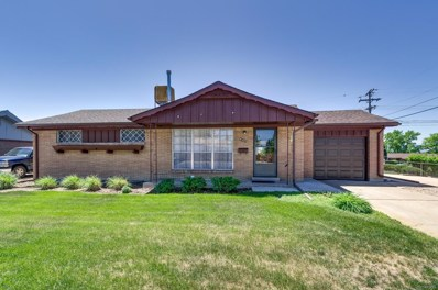 8237 Louise Drive, Denver, CO 80221 - MLS#: 3177659