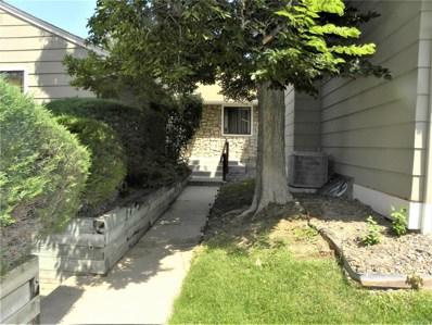 3880 S Atchison Way UNIT C, Aurora, CO 80014 - MLS#: 3177699
