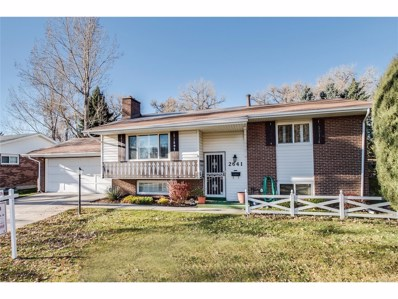 2641 S Magnolia Street, Denver, CO 80224 - MLS#: 3180934