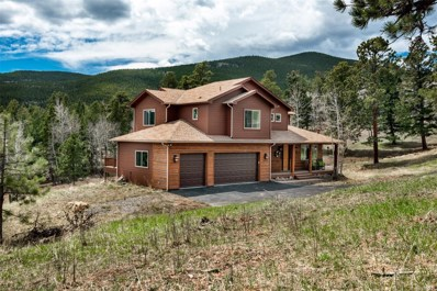 1180 Old Squaw Pass Road, Evergreen, CO 80439 - #: 3182591