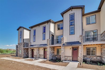 1590 Castle Creek Circle, Castle Rock, CO 80104 - MLS#: 3184334