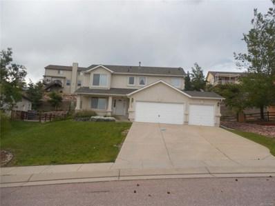 15485 Curwood Drive, Colorado Springs, CO 80921 - MLS#: 3186319