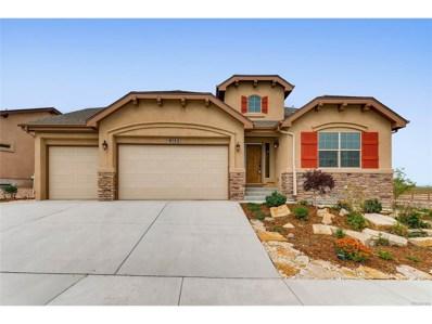 6142 Rowdy Drive, Colorado Springs, CO 80924 - MLS#: 3191530
