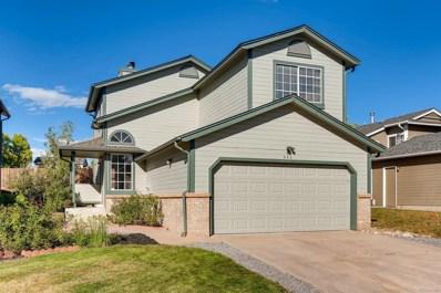 543 James Street, Highlands Ranch, CO 80126 - #: 3193364