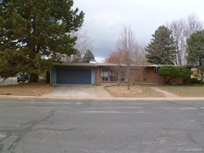 6335 S Logan Court, Centennial, CO 80121 - #: 3194524