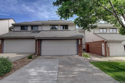 12565 W 2nd Drive UNIT 43, Lakewood, CO 80228 - #: 3198271