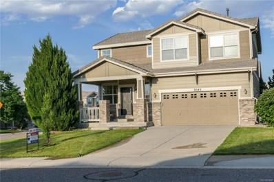 9545 Longstone Drive, Parker, CO 80134 - #: 3201182