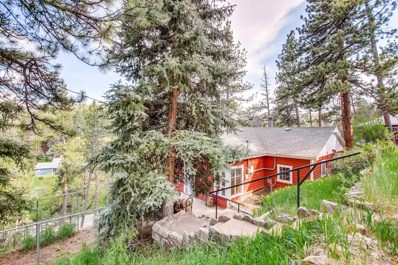 4892 S Cedar Road, Evergreen, CO 80439 - #: 3201764