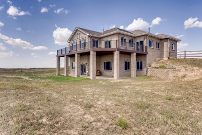 5001 County Road 186, Elizabeth, CO 80107 - MLS#: 3202217