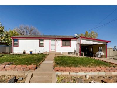 2601 W 1st Avenue, Denver, CO 80219 - MLS#: 3206623