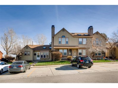 17447 E Rice Circle UNIT A, Aurora, CO 80015 - MLS#: 3208670