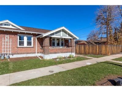 4507 E 26th Avenue, Denver, CO 80207 - MLS#: 3208680