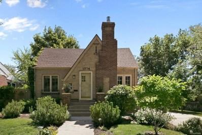 1576 Ivy Street, Denver, CO 80220 - MLS#: 3211978