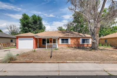 1000 Quari Street, Aurora, CO 80011 - #: 3217873
