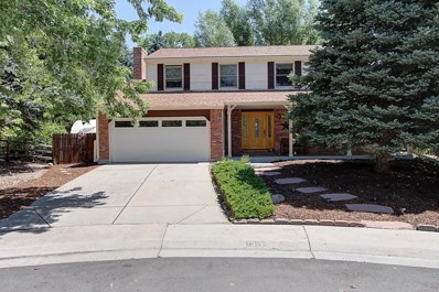 7326 S Miller Court, Littleton, CO 80127 - #: 3225911
