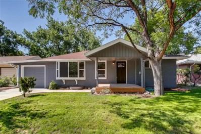 5681 E Cornell Avenue, Denver, CO 80222 - MLS#: 3227680