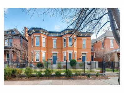 2308 N Marion Street UNIT D, Denver, CO 80205 - MLS#: 3227785