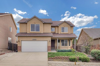 7226 Grand Prairie Drive, Colorado Springs, CO 80923 - MLS#: 3229526